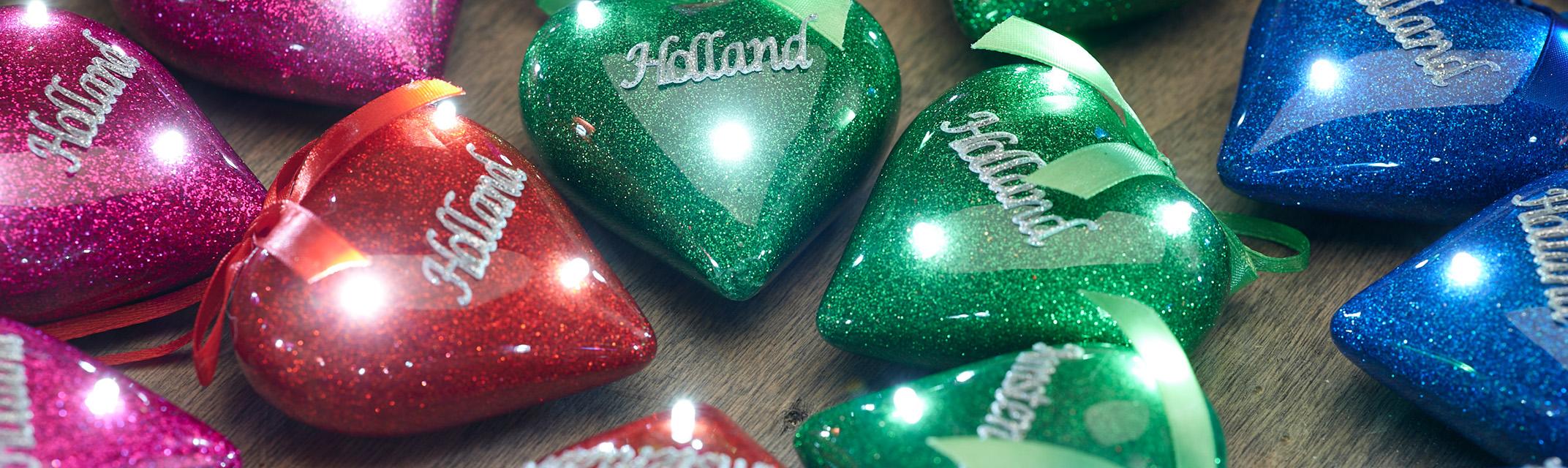 Christmas Hanger glitter