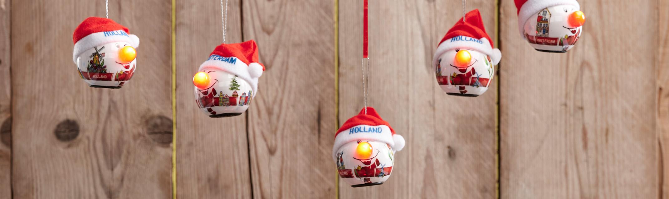 Led Kerstballen