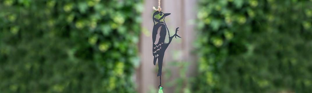 accessoires pour jardins d'oiseaux