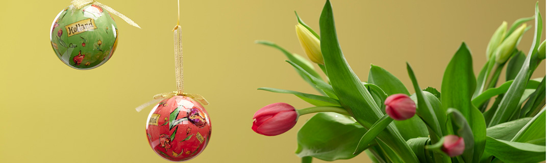 Nationale tulpendag | Tulpenvazen