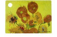 Placemat van Gogh sunflowers